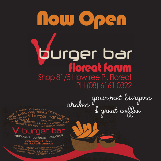 Now Open in Floreat